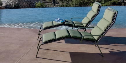 Rest Chaise & Sunlounger - Price From €2,110