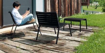 Rest Lounge Chair - Price From €770