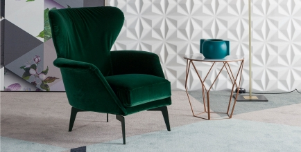 Lovy Armchair - Price from €2,214