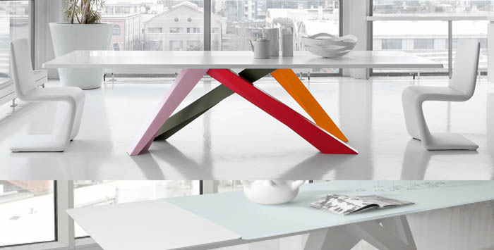 Bonaldo Big Table Alain Gilles